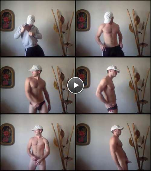 gay male strip show video